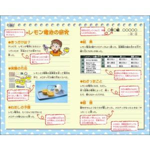 学研 自由研究おたすけキット『レモン電池を作ろう』 kyouzai-j 06