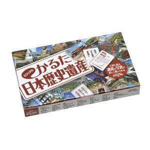 教材 国語 ビジュアルかるた 日本歴史遺産|kyouzai-j