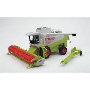 知育玩具 模型 ブルーダー<ドイツ製> クラスLexionコンバインハーべスター 1/16模型|kyouzai-j