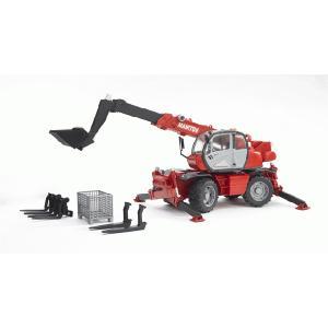知育玩具 模型 ブルーダー<ドイツ製> MANITOUマルチテレスコープMRT2150セット 1/16模型|kyouzai-j