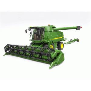 知育玩具 模型 ブルーダー<ドイツ製> JDコンバインハーべスター 1/16模型|kyouzai-j
