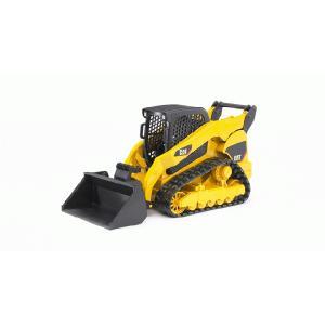 知育玩具 模型  ブルーダー<ドイツ製> CATテラインローダー 1/16模型|kyouzai-j