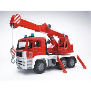 知育玩具 模型  MAN救急クレーントラック 1/16模型|kyouzai-j|02