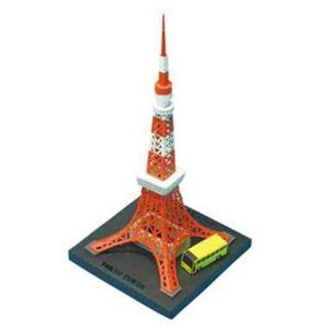 『大人の工作・創意教材』 ペーパーナノ(東京タワー) kyouzai-j