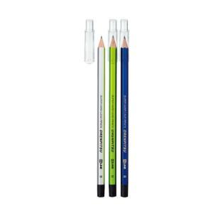 学童用品 鉛筆  クツワ オレンピツ(B)3本セット|kyouzai-j