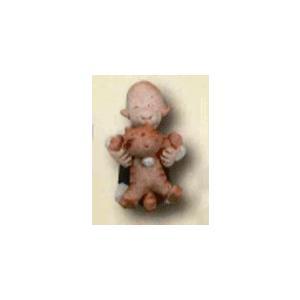 (和雑貨)手作りの陶人形 一休さんとたま|kyouzai-j
