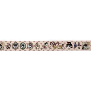 mt マスキングテープ 赤塚不二夫 アッコちゃんの変身 (15mm×7m)MTAFPR01 kyouzai-j