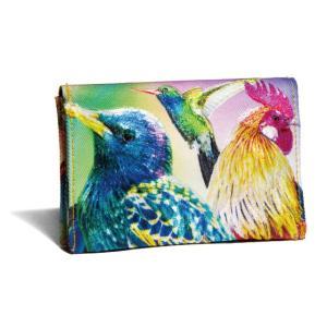 せと刺織りーSETO SHIORI- カードケース Bird(鳥) kyouzai-j