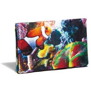 せと刺織りーSETO SHIORI- カードケース Tropicalfish(トロピカルフィッシュ) kyouzai-j