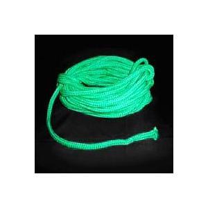 マジック 手品 ステージ用ロープ 緑 (10m) 簡単手品 マジシャン 余興 忘年会 新年会 パーティー 宴会 kyouzai-j