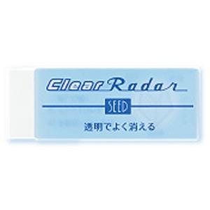 SEEDシード 消しゴム クリアレーダー EP-CL150