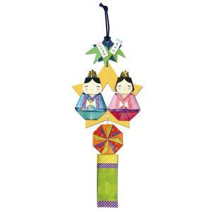 ホビークラフト・手作り 吊り飾り 手作りセット 織姫と彦星 折り紙 工作|kyouzai-j|04