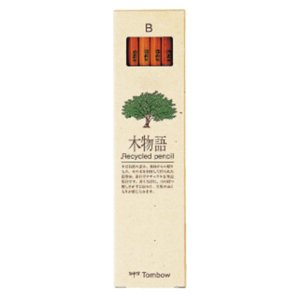 学童用品 鉛筆   トンボ鉛筆 木物語(B)|kyouzai-j