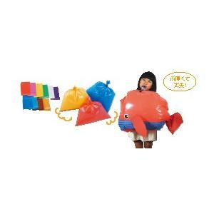 【図工準拠 3年】 カラービニール袋 水色 10枚組|kyouzaiitiya