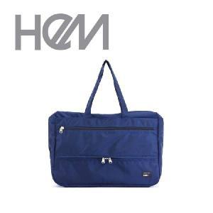 バッグ トートバッグ レディース HeM hem ヘム B4デザインバッグ B4サイズ ブリーフ WS-013-02 画材 バッグ オレンジ グレー ネイビー お洒落 ブリーフバッグ kyowa-bag