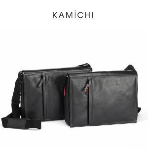 バッグ メンズ ショルダーバッグ 鴻池製作所 9102 KAMICHI J A4サイズ 日本製 本革 メンズバッグ メンズバック カミチ|kyowa-bag