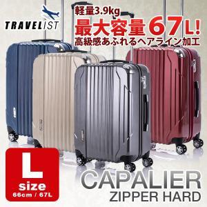 スーツケース キャリーケース キャリーバッグ CAPALIE...