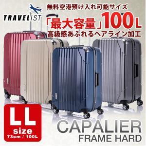 スーツケース キャリーケース キャリーバッグ 大型 フレーム...