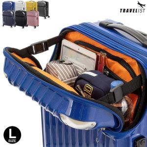 スーツケース キャリーケース 大型 Lサイズ ...の関連商品3