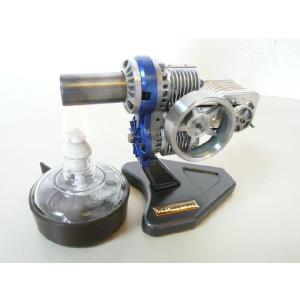 スターリングエンジン SE-905G-HP 発電機、再生器付|kyowa-gokin