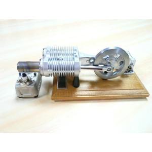 スターリングエンジン 18-14D 発電機付き|kyowa-gokin