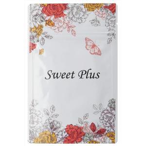SweetPlus 女子力 アップ サプリメント 女性 ザクロ コラーゲン プラセンタ サプリ スイートプラス サプリ サプリメント 30日分