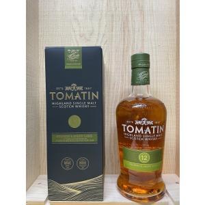 トマーティン 12年     Tomatin 12 Years Old|kyoya-wine-net