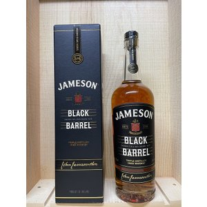 ジェムソン ブラックバレル ギフトBOX 700ml|kyoya-wine-net
