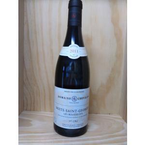古木がワインに緻密さを与えるニュイ・サン・ジョルジュのスペシャリストニュイ・サン・ジョルジュのお手本...