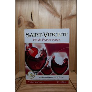 サン・ヴァンサン ルージュ 3000ml|kyoya-wine-net