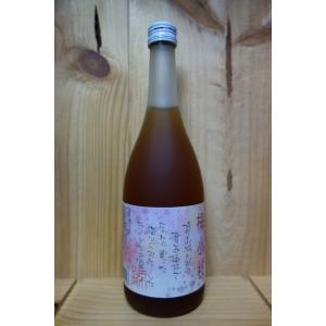城陽酒造 梅小枝 720ml  |kyoya-wine-net