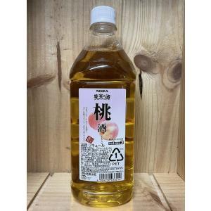 N果実の酒 桃酒 ペット1.8L|kyoya-wine-net