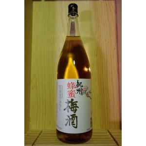 中野 蜂蜜梅酒 1.8L kyoya-wine-net