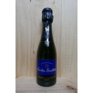 ニコラフィアットブルーラベルブリュット 200ml|kyoya-wine-net