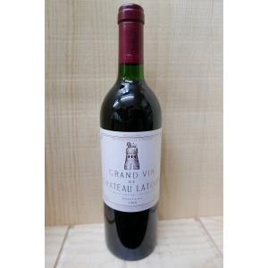 シャトーラトゥール 1988|kyoya-wine-net