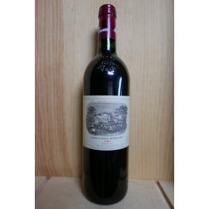 シャトーラフィットロートシルト 2000 / CH.LAFITE ROTHSCHILD 2000|kyoya-wine-net