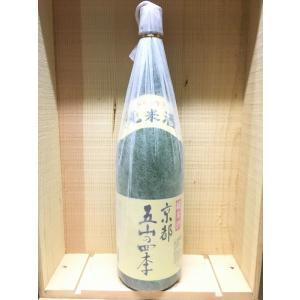 鶴正宗 京都五山の四季 純米酒 1.8L|kyoya-wine-net