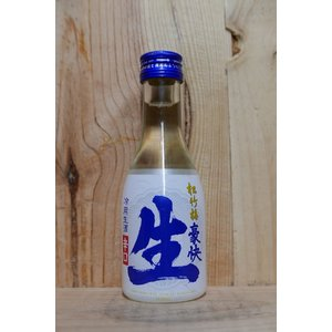 松竹梅 豪快 生酒(白ラベル) 180ml|kyoya-wine-net