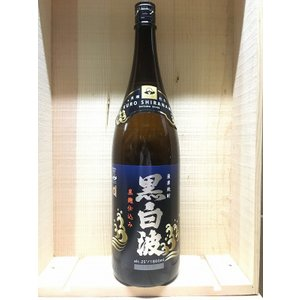 黒白波25度 1.8L kyoya-wine-net