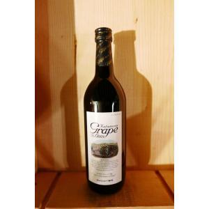 シャトー勝沼カツヌマグレープ赤瓶720ml kyoya-wine-net