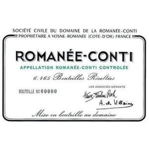 DRC ロマネコンティ 1972年 750ml kyoya-wine-net