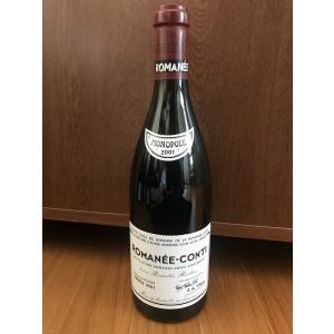 DRC ロマネコンティ 2001年 750ml kyoya-wine-net