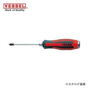 【メーカー】 ●(株)ベッセル  【特長】 ●プラスの刃先はジョーズフィットで、刃先に高強度の金属粒...