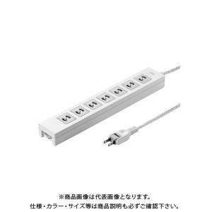 サンワサプライ 電源タップ 5m TAP-F27-5Z