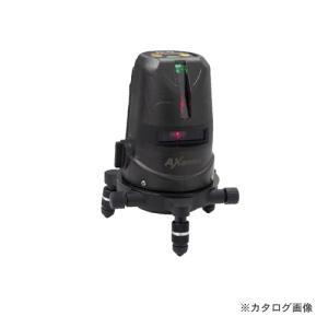 アックスブレーン レーザーワーカー PLV-250 高輝度レーザー墨出器 (受光器付セット)|kys