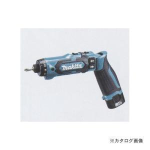 (お買い得)マキタ Makita 7.2V 充電式ペンドライバドリル 青 DF012DSH|kys