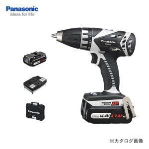 (お買い得)パナソニック Panasonic EZ7441LS2S-H 14.4V 4.2Ah 充電式ドリルドライバー (グレー)|kys