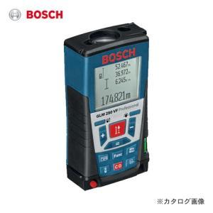 ボッシュ BOSCH GLM250VF レーザー距離計 最大測定距離250m|kys