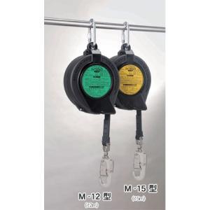 タイタン 帯ロープ(ストラップ)式 セイフティブロック M-15|kys