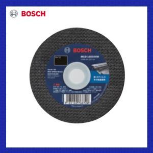 (お買い得)ボッシュ BOSCH 切断砥石 (10枚入り) φ105mm (両面補強タイプ) MCD10510VM/10|kys